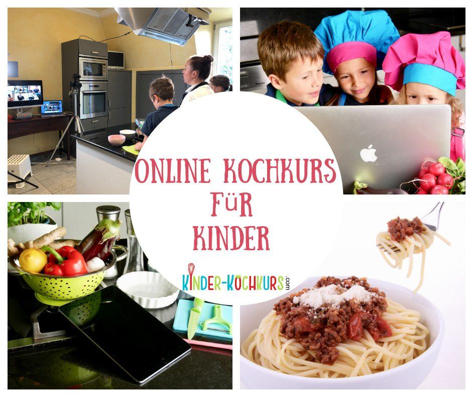 Online-Kochkurs für Kinder