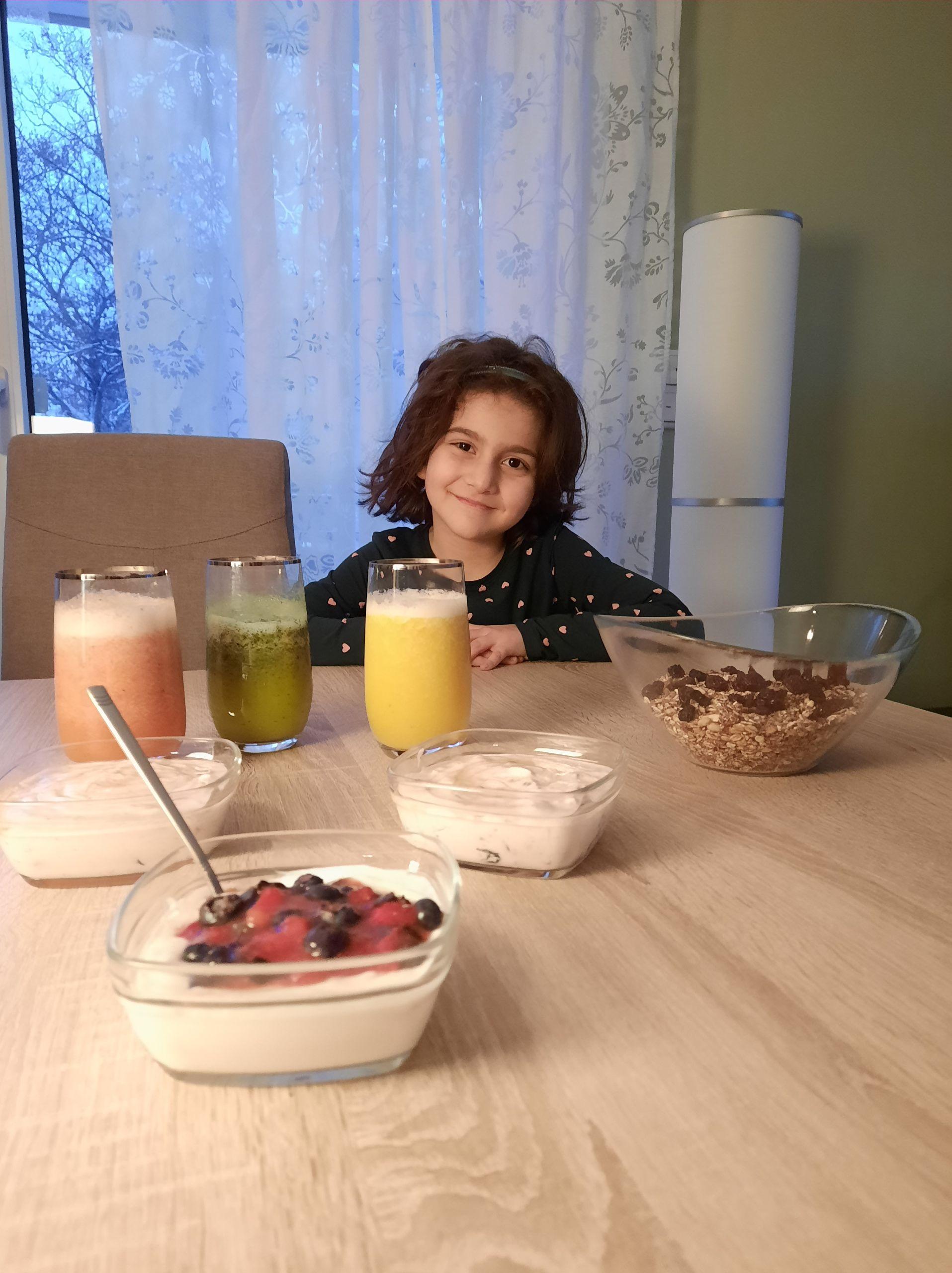 Stolze Köchin von Kinder-Kochkurs.com