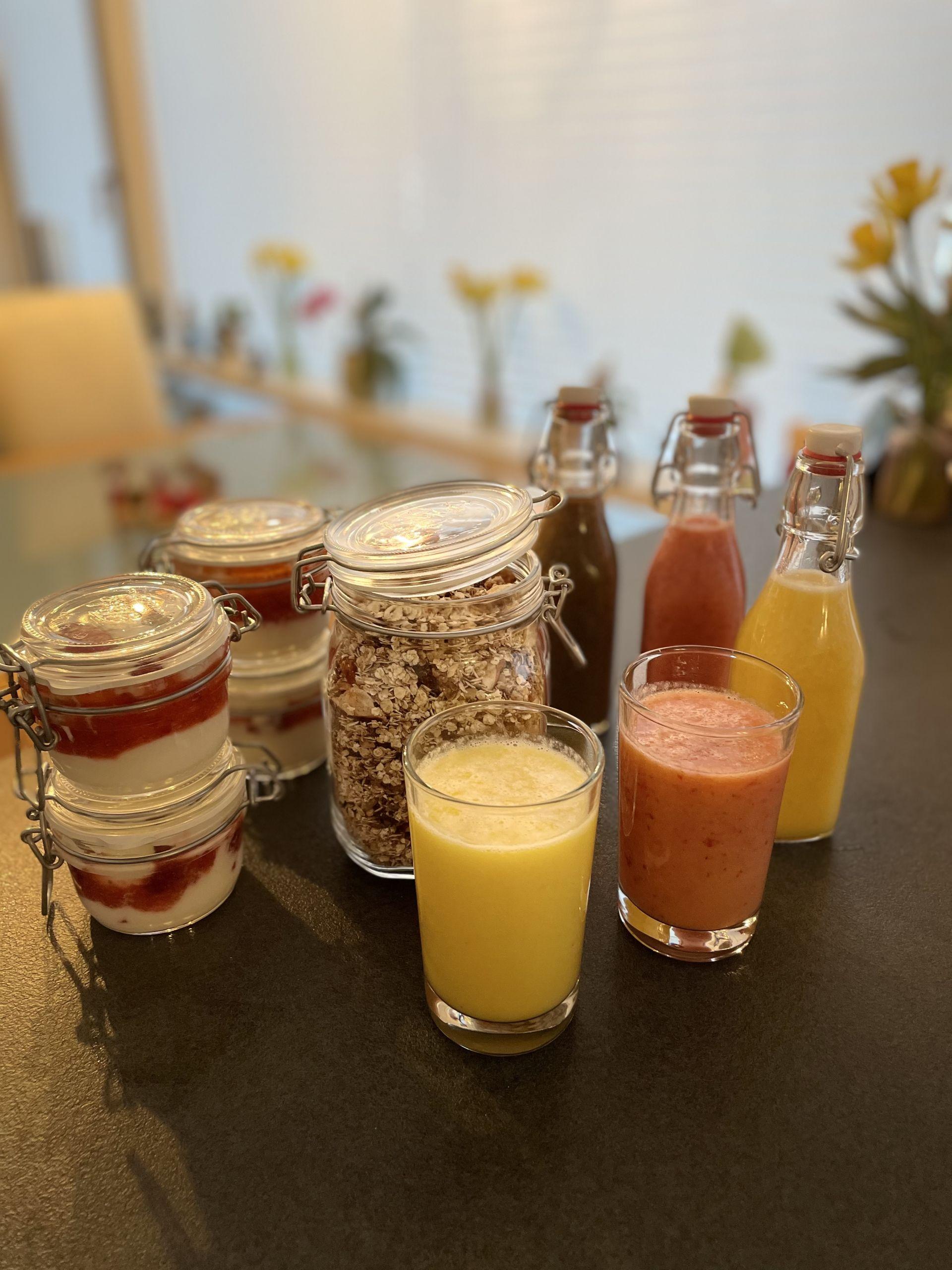 Gesundes Frühstück von Kinder-Kochkurs.com