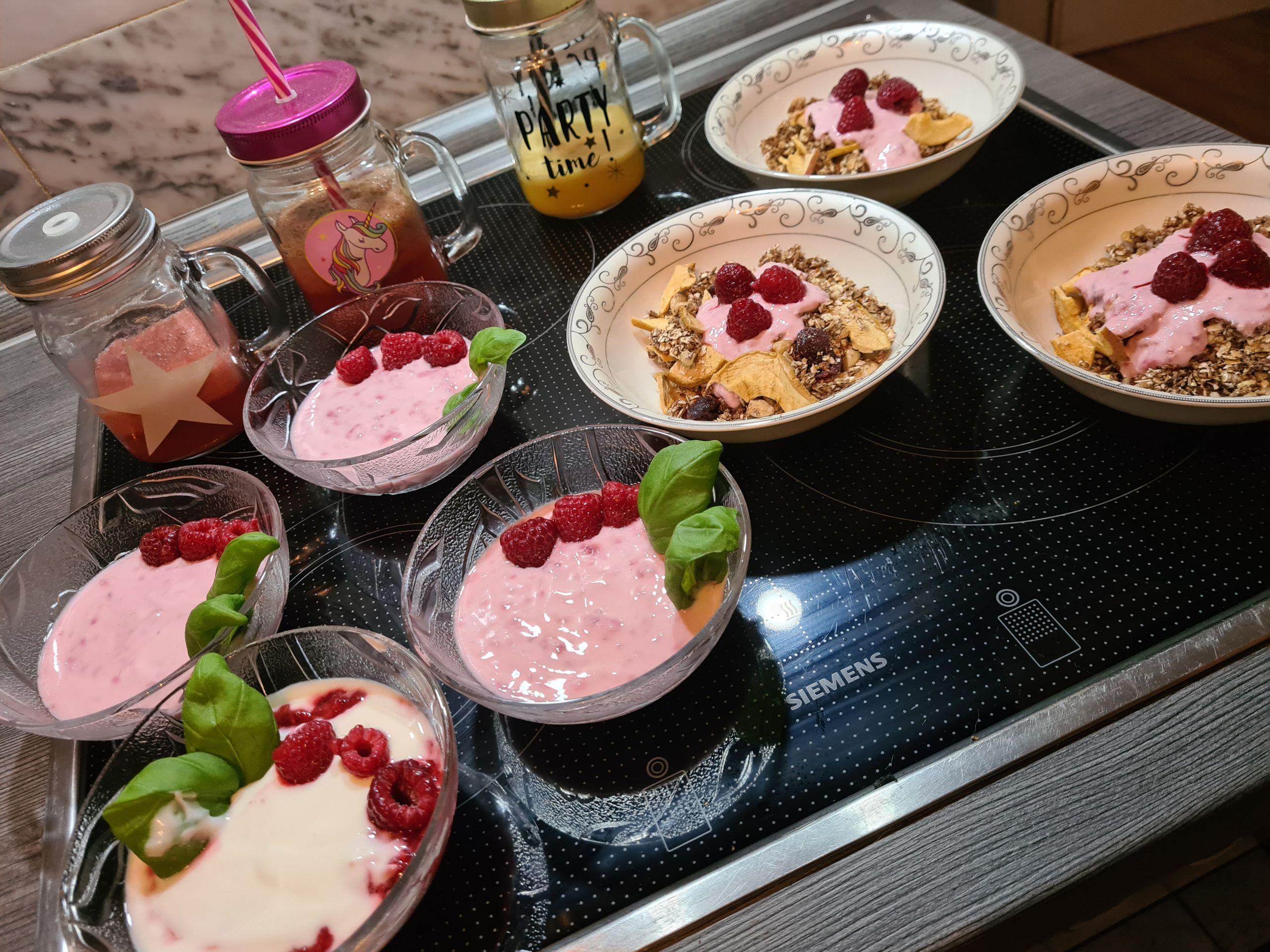 Gesundes Frühstück für Kinder von Kinder-Kochkurs.com