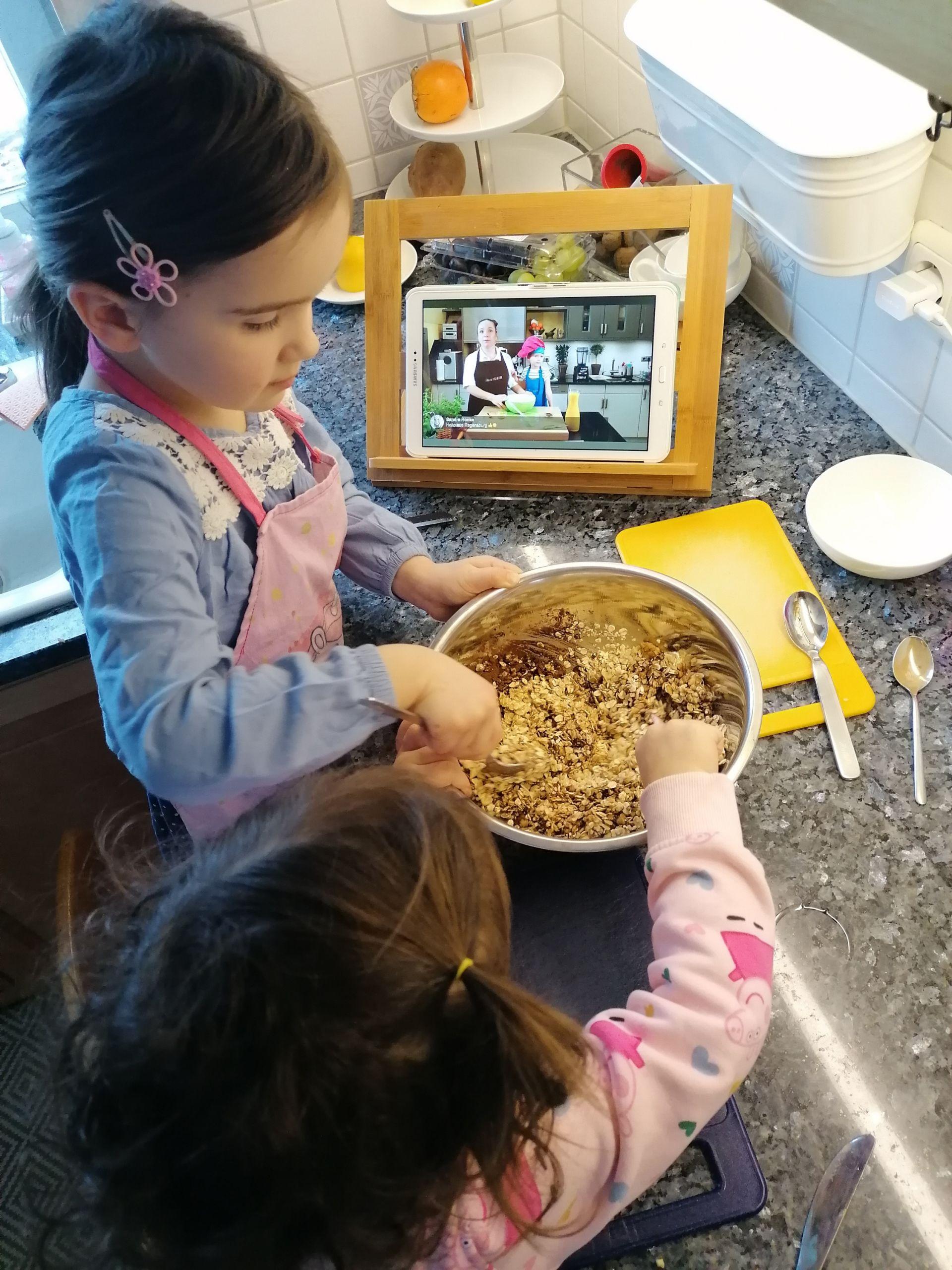 Kleine Köche von Kinder-Kochkurs.com