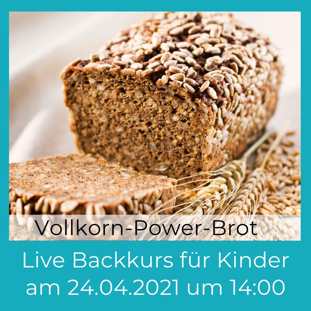 Vollkorn-Power-Brot