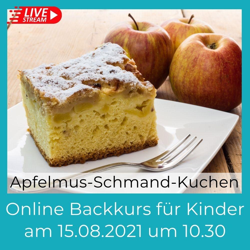 Apfel-Schmand-Kuchen 15.08.2021